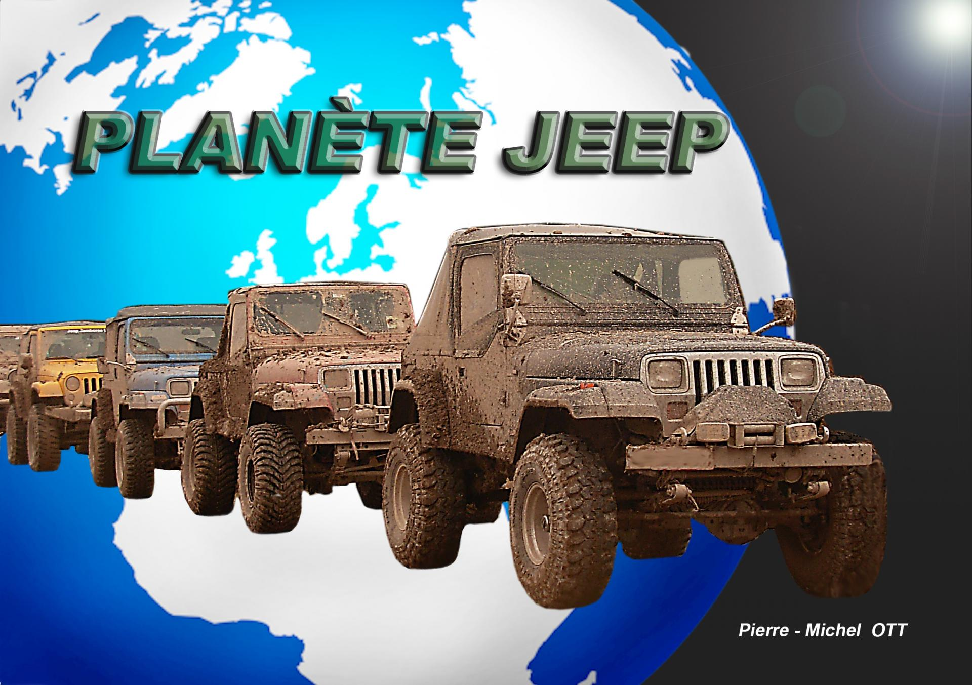 Couv planete jeep