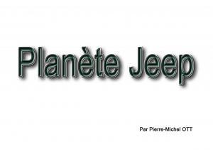 PLANETE JEEP